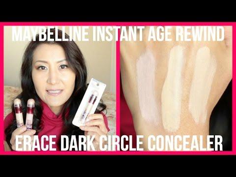 Maybelline Instant Age Rewind Dark Circle Concealer - 메이블린 에이지리와인드 다크써클 컨실러 추천 thumbnail