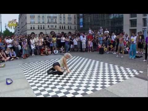 Girls & Boys Street Artist Breakdance Berlin Germany