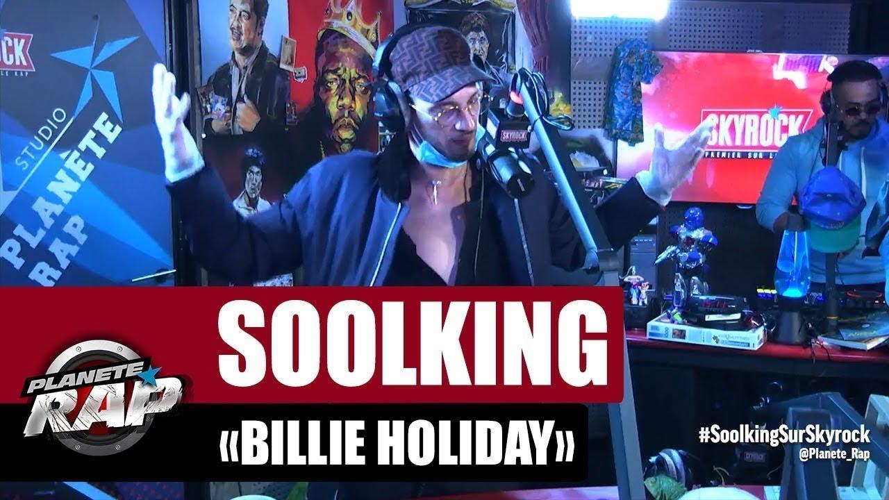Soolking Billie Holiday #PlanèteRap
