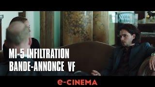 MI-5 Infiltration avec Kit Harington - Bande-Annonce VF