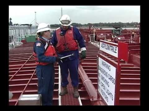 Chemical Tankers / Nitriles - Safety of cargo marine operations