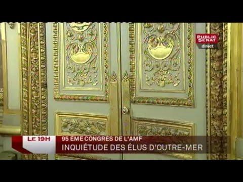 Invités: Yves Pozzo di Borgo et Georges Patient - Le 19H (19/11/2012)