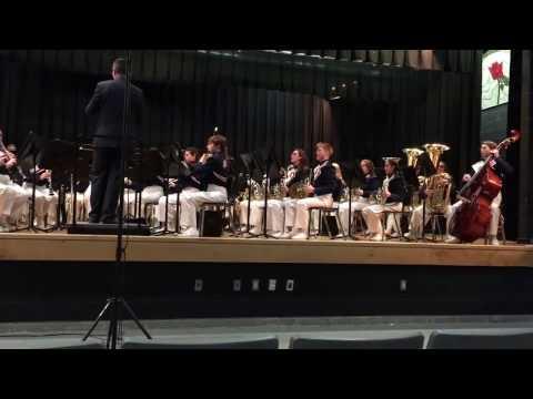 Cyrus The Great District MPA 2017 Deane Bozeman School Symphonic Band