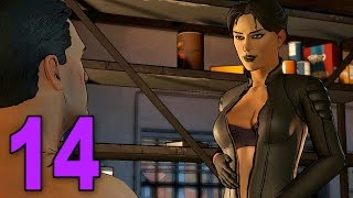 Batman: A Telltale Games Series - Part 14 - Catwoman Takes It Off