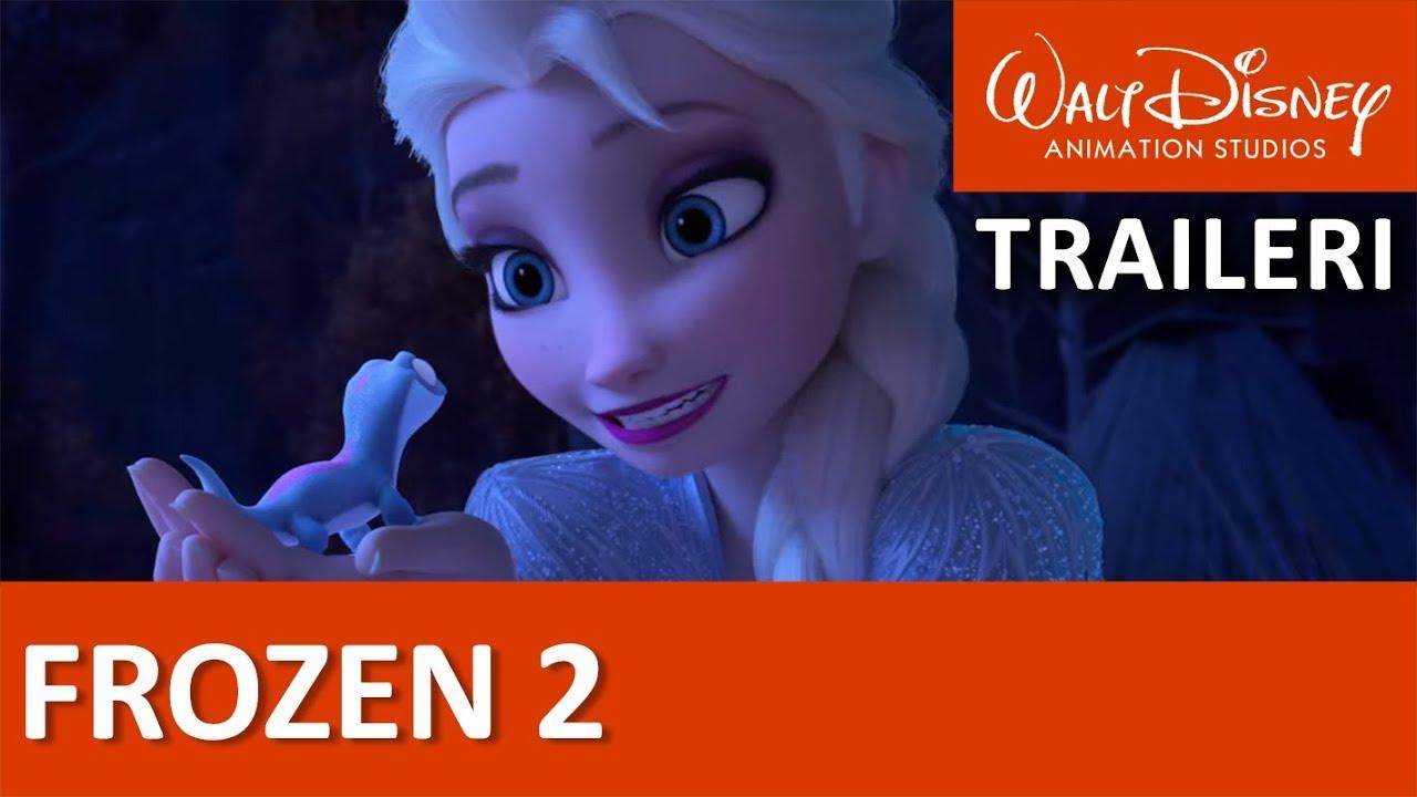 Frozen 2 Suomeksi