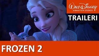 FROZEN 2 | Suomeksi puhuttu traileri | Elokuvateattereissa 25.12.