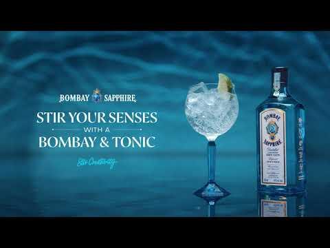BOMBAY SAPPHIRE Gin® Presents 'Senses Stirred' Campaign for BOMBAY & Tonic