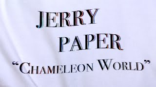 Jerry Paper - Chameleon World [Official Video](Third Party Media presents