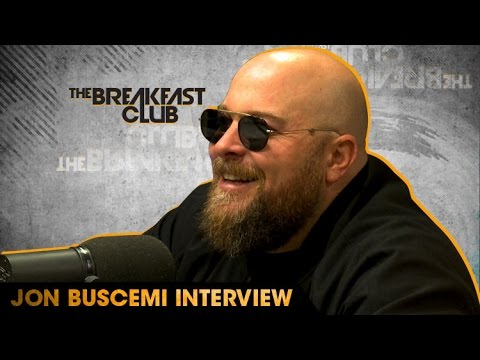 Jon Buscemi Interview With The Breakfast Club (9-8-16)