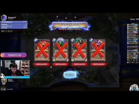 [Hearthstone] Mecha'thun Warlock'la birkaç oyun