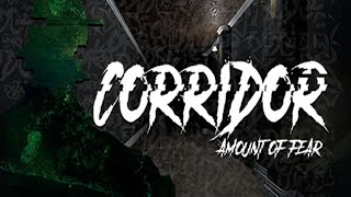 ASSUSTEI NO TERROR ESTILO PT DO KOJIMA | Corridor Amount of Fear Playtest (Gameplay em Português)