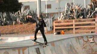 stellio 11 year old skater.wmv