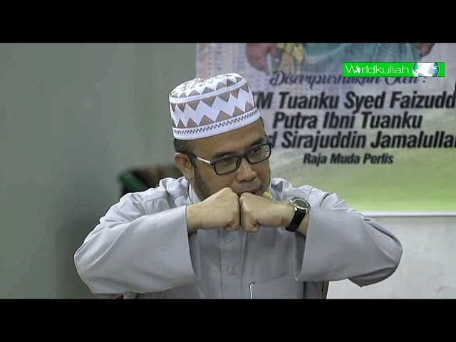 SS Dato Dr Asri-Apakah Jihad Hanya mempertahankan Masjid