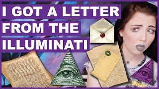 I Got A Letter From The Illuminati In My PO Box