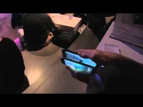 Samsung Galaxy Note 2 vs Samsung Galaxy S3 comparison   top Android smartphones