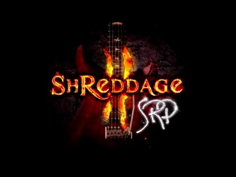 Shreddage II SRP Virtual Guitar - FamilyJules7x VST Demo