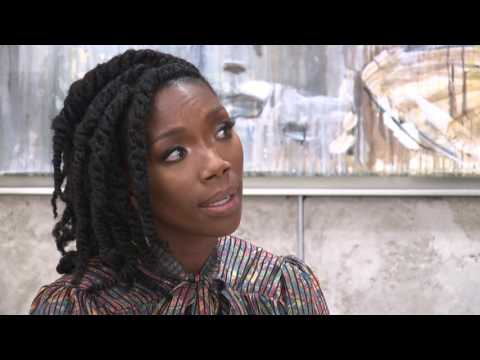 Brandy Norwood Interview