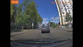 Фото Дтп второй Тульский переулок. Москва авария ттк конфликт