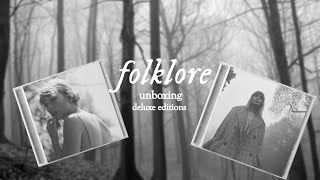 Baixar taylor swift: folklore deluxe editions 3&8 unboxing