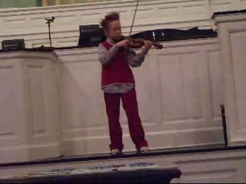 Vivaldi Violin Concerto in G Minor, Suzuki Book 5