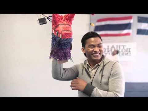 Tony Jaa: Thai Boxing Institute in Los Angeles (2015)