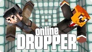 ¡QUE COMIENCEN LAS MUERTES! DROPPER Online 3 |  Minecraft Con Exo