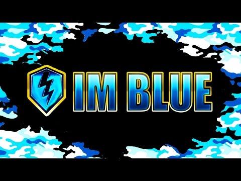 I'm Blue (Rare Camouflage) ||World of Tanks Blitz||