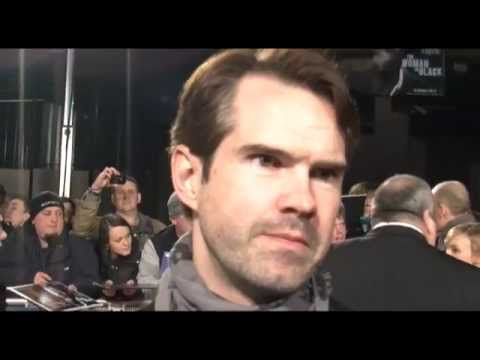 The Woman in Black World Premiere - Jimmy Carr Interview