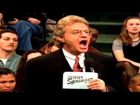 Flashback Friday! (The Jerry Springer Show)