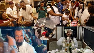 Food & Cash Flow: Rev Obofour Launches His Gh680,000 Bus-House With Big Party