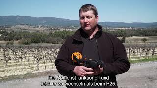 PELLENC FIXION 2 Interview aus der Provence