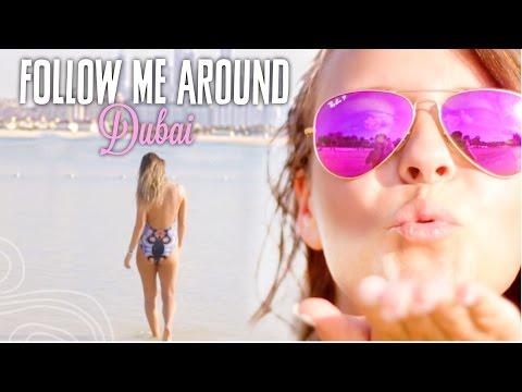 Hello DUBAI ... ♡ – Follow me around  | Dagi Bee