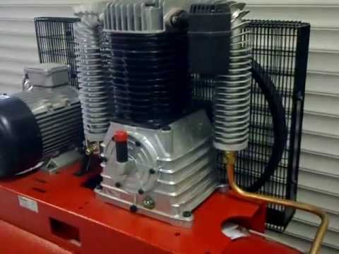 Shamal K50 500 Compressor Youtube