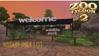 Zoo Tycoon 2 | Wildlife Park [01] Entrance Complex