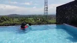 Gambar cover HOLIDAY DI MAGELANG BOROBUDUR HILLS COTTAGE WITH PRIVATE POOL