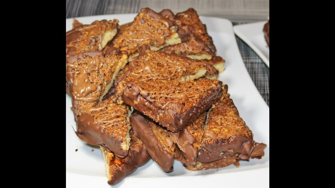 nussecke / Findikli reçelli çikolatali kurabiye tarifi