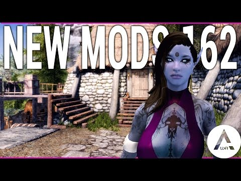6 BRAND NEW Console Mods 162 - Skyrim Special Edition (PS4/XB1/PC)