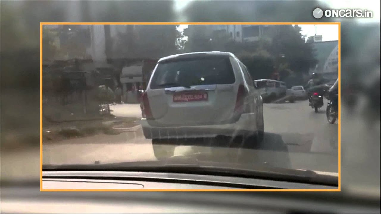 isuzu mu 7 caught testing in india youtube