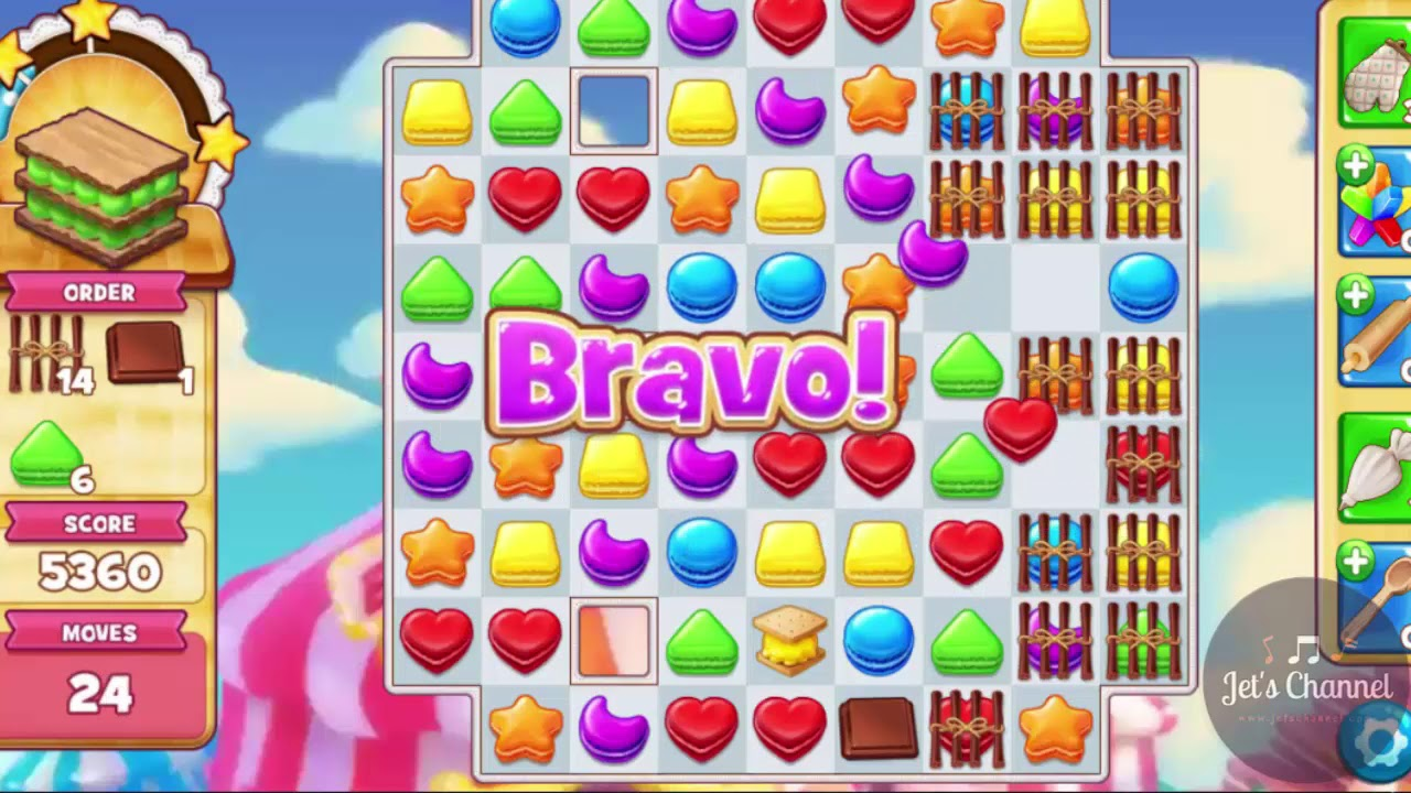 Image result for Cookie Jam - Match 3 Games & Free Puzzle Game game pic