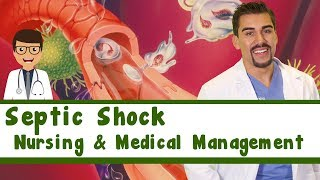 Septic Shock:Diagnoses, Nursing and medical management