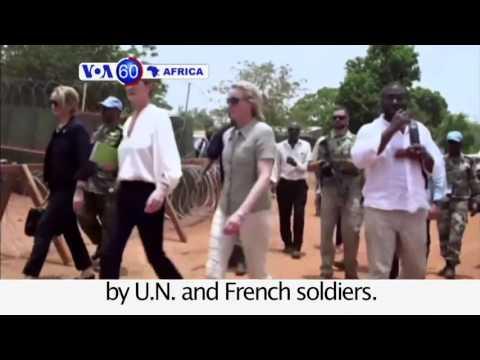 VOA60 Africa - Cameroon: Boko Haram targets the town of Kerawa