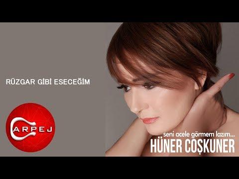 Hüner Coşkuner - Rüzgar Gibi Eseceğim (Official Audio)