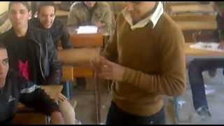 مدرسة المجانين(أخرة التعليم فى بلدنا)