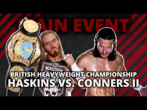 "Wednesday Night Wrestling #08 ""Haskins vs. Conners II"""