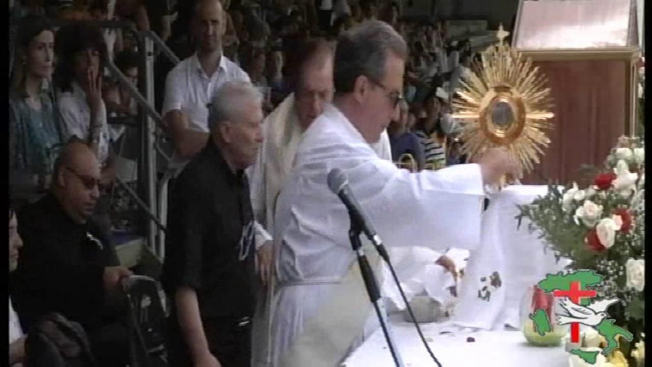 Padre Michele Vassallo Calendario.Xxxii Congresso Internazionale Servi Di Cristo Vivo Stadio Arechi Salerno