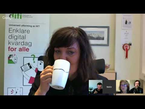 AXSChat with Malin Rygg Head of the Norwegian Authority for Universal Design
