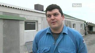 Les producteurs de lait pas satisfaits (Finistère)