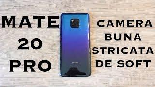 Mate 20 Pro Review - E sau nu cel mai bun smartphone?