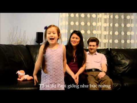 Gia đình nhỏ Camilla ThyThy