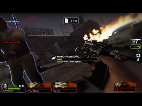 Outtakes: Let's Play Together Left4Dead2 - The Passing - Port #05
